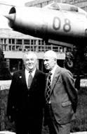 Н.П. Артеменко и А.М. Люлька