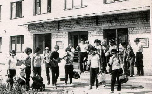 ССО ХАИ-67, вылазка