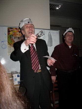 Олейник А.В., Новый год - 2007