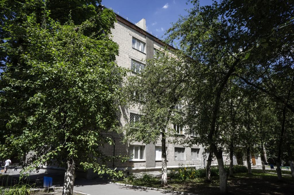 Общежитие № 4 ХАИ