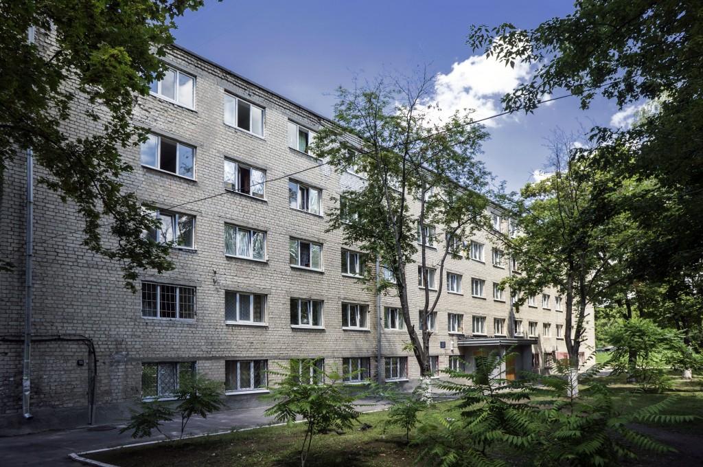 Общежитие № 5 ХАИ