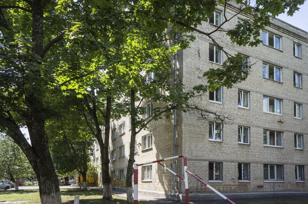 Общежитие № 6 ХАИ