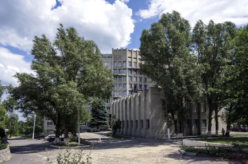 Общежитие № 10 ХАИ