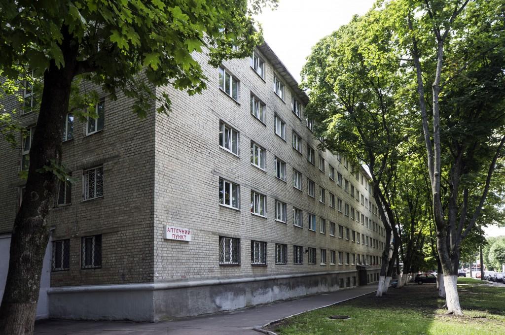 Общежитие № 8 ХАИ