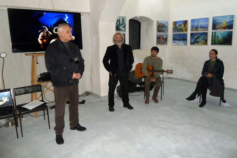 Выставка С.Глущенко ХАИ