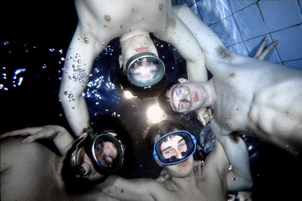 Команда подводников ХАИ.