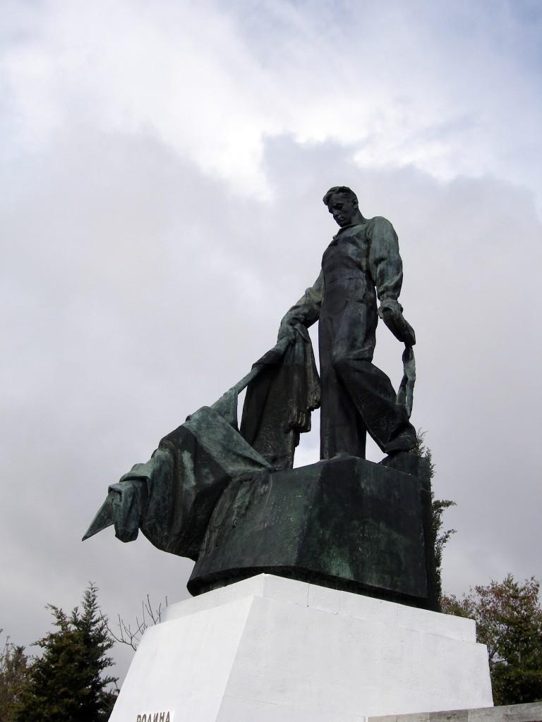 """Памятник морякам """"Новороссийска"""""""