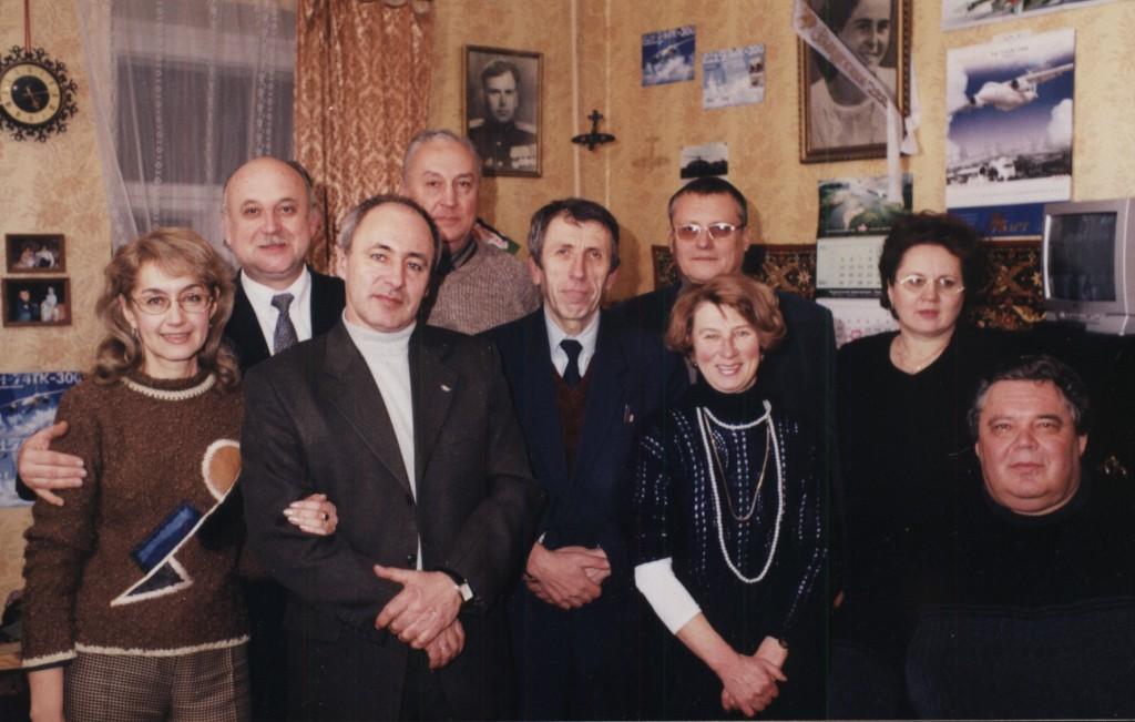 Команда КВН-70 ХАИ