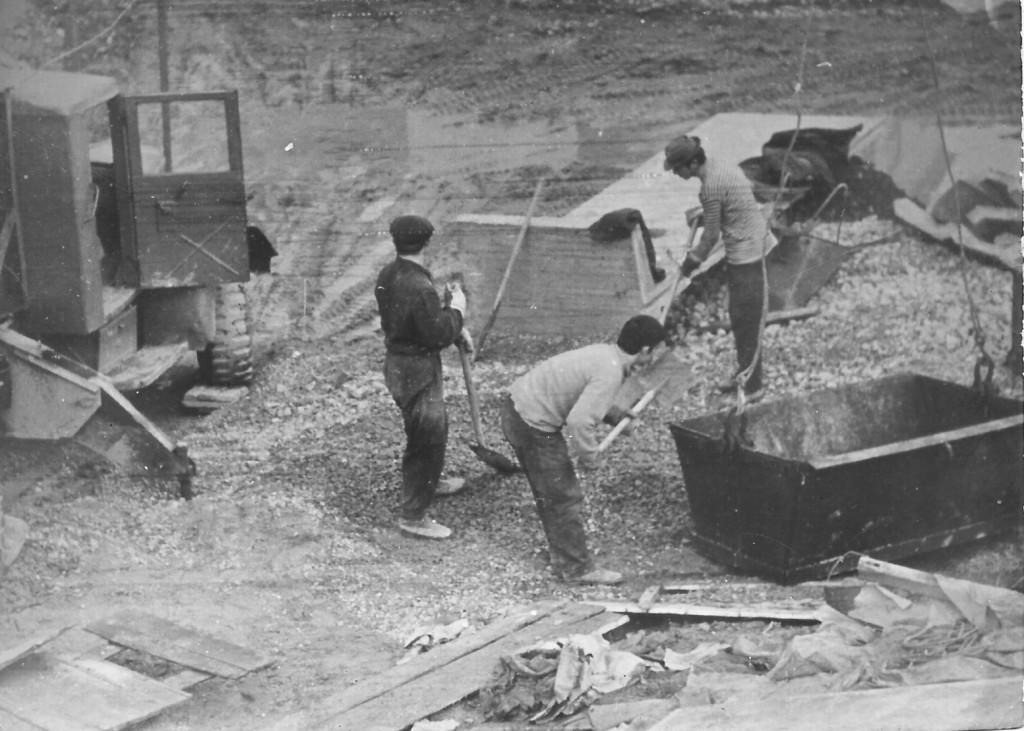 ХАИ, Рыбачье 1969 г.
