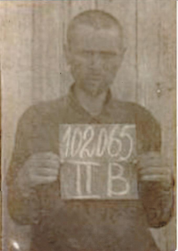 Бабенко Владимир ХАИ, дед
