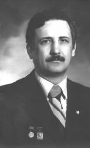 Кожухов В.Д. ХАИ